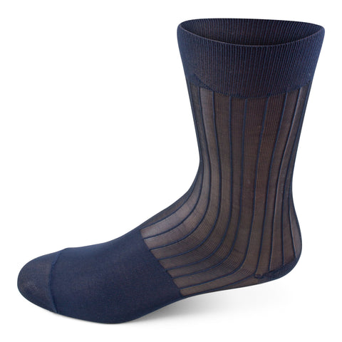 Two Feet Ahead - Socks - Men's Thick & Thin Dress Sock (1501)