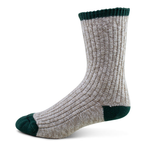 Two Feet Ahead - Socks - Men's Contrast Outdoor Sock (4-872)