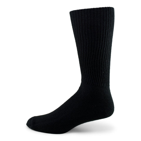 Two Feet Ahead - Socks - Men's Acrylic Crew Sock
