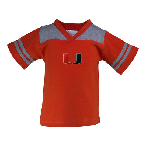 Two Feet Ahead - Miami - Miami Football T-Shirt