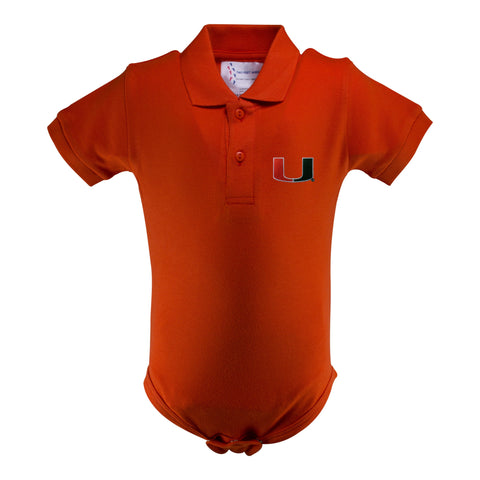 Two Feet Ahead - Miami - Miami Golf Shirt Romper