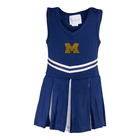Two Feet Ahead - Michigan - Michigan Cheer Dress