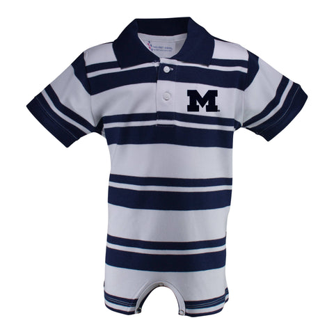 Two Feet Ahead - Michigan - Michigan Rugby T-Romper