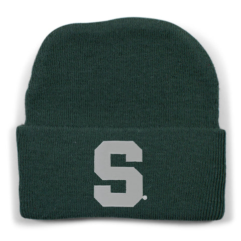 Two Feet Ahead - Michigan State - Michigan State Knit Cap