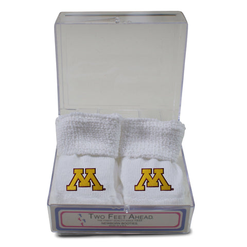 Two Feet Ahead - Arizona State - Minnesota Gift Box Bootie