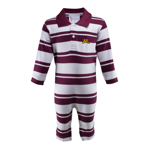 Two Feet Ahead - Minnesota - Minnesota Rugby Long Leg Romper