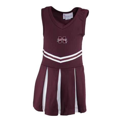 Two Feet Ahead - Mississippi State - Mississippi State Cheer Dress