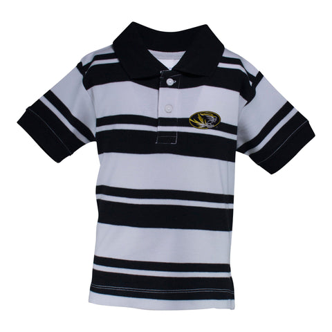Two Feet Ahead - Missouri - Missouri Rugby Golf Shirt