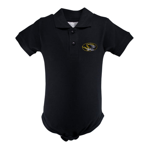 Two Feet Ahead - Missouri - Missouri Golf Shirt Romper
