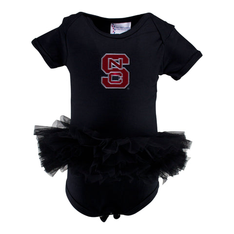 Two Feet Ahead - NC State - NC State Tutu Creeper