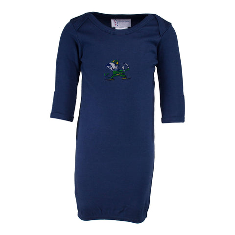 Two Feet Ahead - Notre Dame - Notre Dame Layette Gown