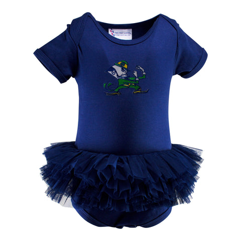 Two Feet Ahead - Notre Dame - Notre Dame Tutu Creeper