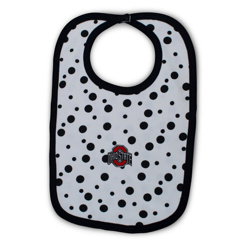 Two Feet Ahead - Ohio State - Ohio State Polka Dot Bib