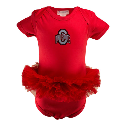 Two Feet Ahead - Ohio State - Ohio State Tutu Creeper
