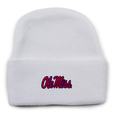Two Feet Ahead - Ole Miss - Ole Miss Knit Cap