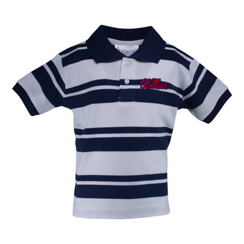 Two Feet Ahead - Ole Miss - Ole Miss Rugby Golf Shirt