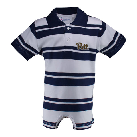 Two Feet Ahead - Pitt - Pitt Rugby T-Romper