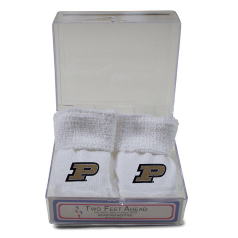 Two Feet Ahead - Purdue - Purdue Gift Box Bootie