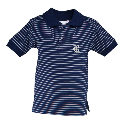 Two Feet Ahead - Rice - Rice Jersey Golf Shirt