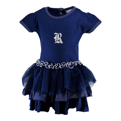 Two Feet Ahead - Rice - Rice Pin Dot Tutu Dress