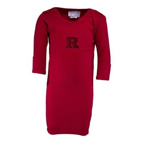 Two Feet Ahead - Rutgers - Rutgers Layette Gown