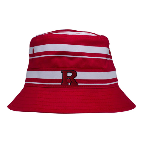 Two Feet Ahead - Rutgers - Rutgers Rugby Bucket Hat