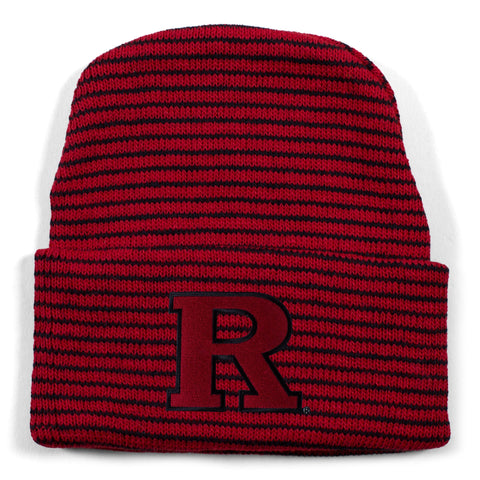 Two Feet Ahead - Rutgers - Rutgers Stripe Knit Cap