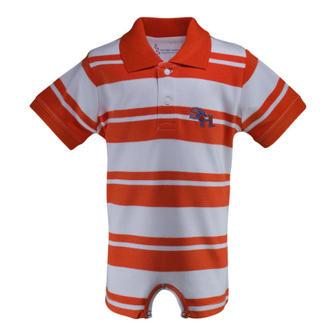 Two Feet Ahead - Sam Houston - Sam Houston Rugby T-Romper