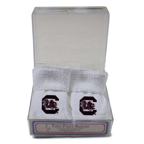 Two Feet Ahead - South Carolina - South Carolina Gift Box Bootie