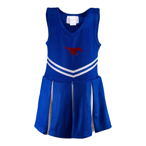 Two Feet Ahead - Southern Methodist - Southern Methodist Cheer Dress