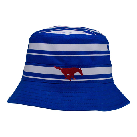 Two Feet Ahead - Southern Methodist - Southern Methodist Rugby Bucket Hat