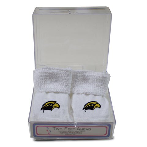 Two Feet Ahead - Southern Miss - Southern Miss Gift Box Bootie