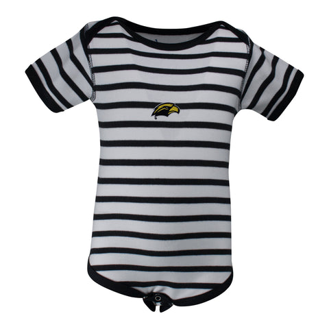 Two Feet Ahead - Southern Miss - Southern Miss Stripe Lap Shoulder Creeper