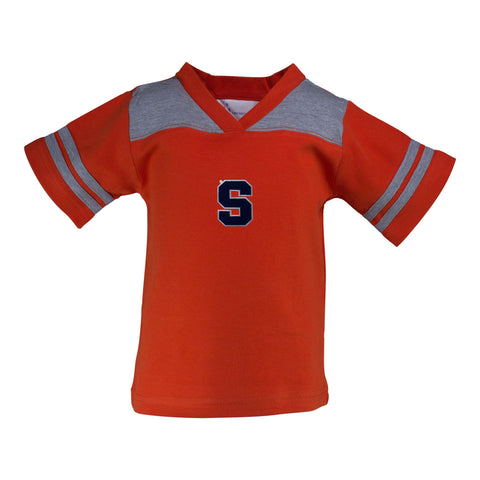 Two Feet Ahead - Syracuse - Syracuse Football T-Shirt