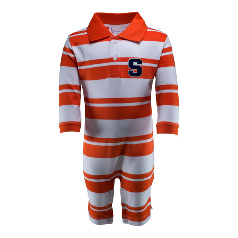 Two Feet Ahead - Syracuse - Syracuse Rugby Long Leg Romper
