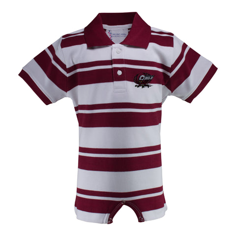 Two Feet Ahead - Temple - Temple Rugby T-Romper