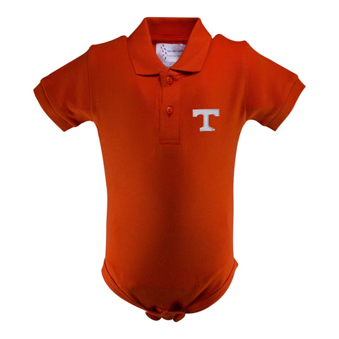 Two Feet Ahead - Tennessee - Tennessee Golf Shirt Romper