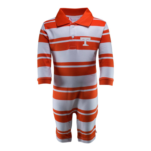 Two Feet Ahead - Tennessee - Tennessee Rugby Long Leg Romper