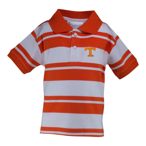 Two Feet Ahead - Tennessee - Tennessee Rugby Golf Shirt