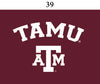 Two Feet Ahead - Texas A&M - Texas A&M Toddler Short Sleeve T Shirt Print