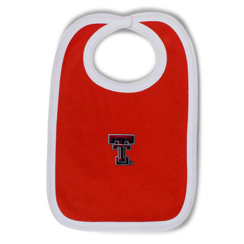 Two Feet Ahead - Texas Tech - Texas Tech Knit Bib