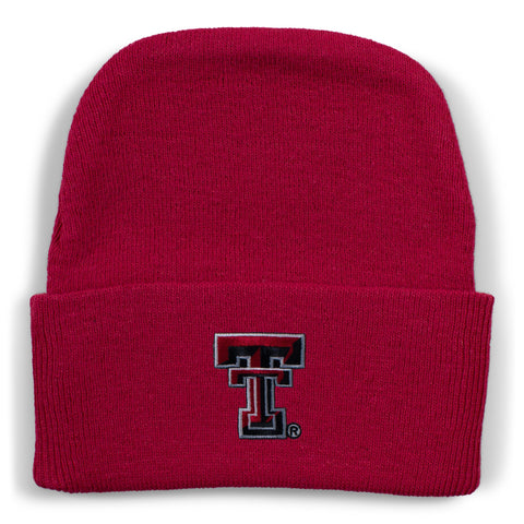 Texas Tech Knit Cap