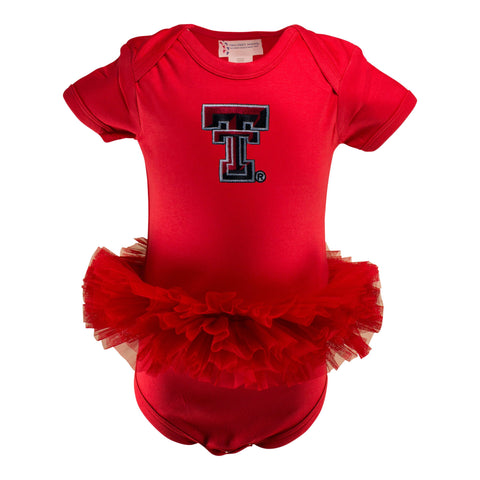Texas Tech Tutu Creeper