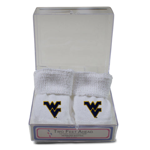 Two Feet Ahead - West Virginia - West Virginia Gift Box Bootie