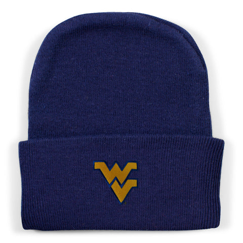Two Feet Ahead - West Virginia - West Virginia Knit Cap