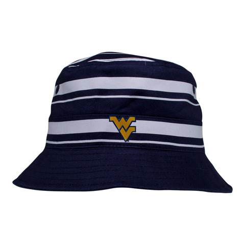 Two Feet Ahead - West Virginia - West Virginia Rugby Bucket Hat