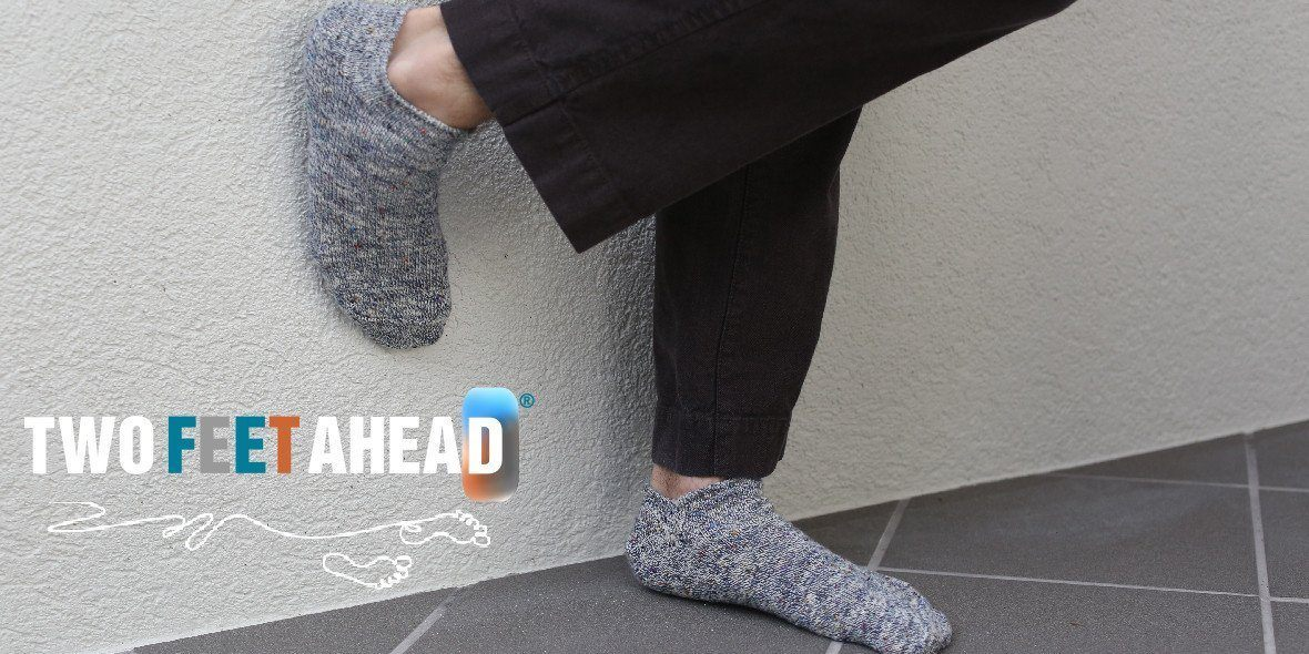 Two Feet Ahead Outdoor Men's Socks