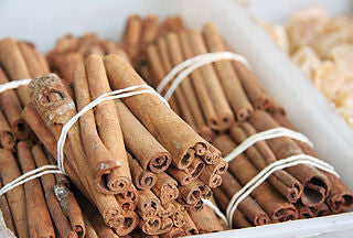 Bundles of Cinnamon Sticks