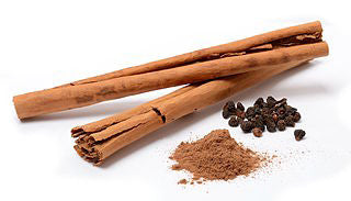 Cinnamon Sticks and Spice