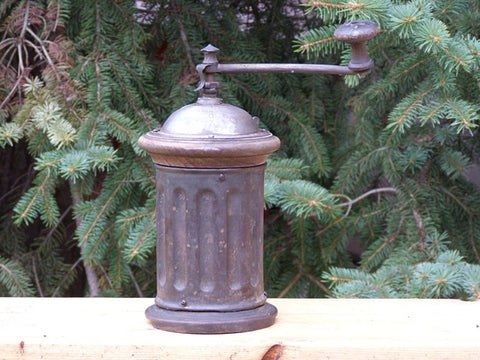 Old Peugeot Pepper Mill